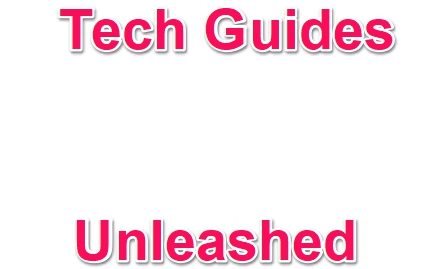 TechGuides Unleashed